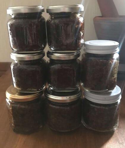 醬油から手作りの醬油麹作り