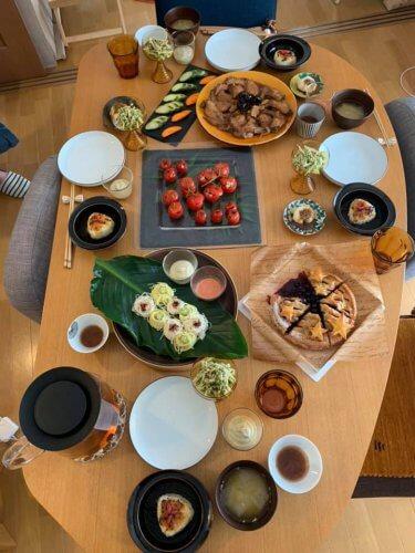 7月のレッスンは湿邪対策メニューと五節句・七夕料理