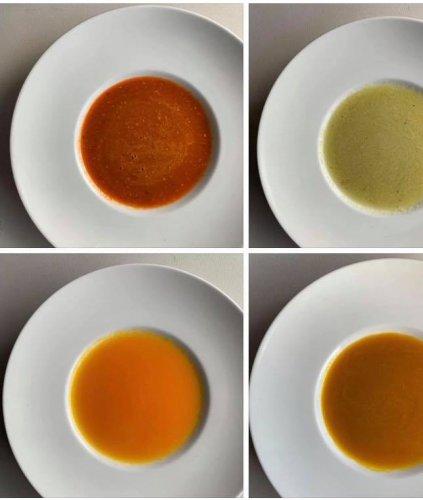 ファスティング(5日)後の食欲スイッチが入りづらい回復食スープ